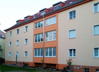 Fassadengestaltung Dresden